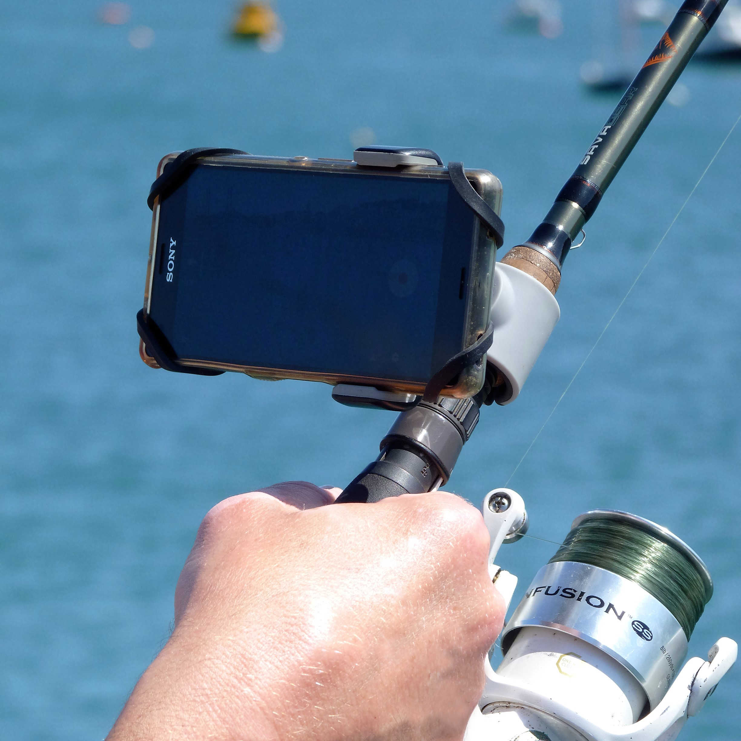 fishing-mobile-phone-holder